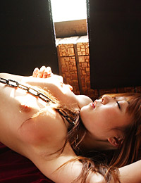 Model yumi aida in slave tits ii