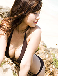 Model sayuki matsumoto in so kiss me 1