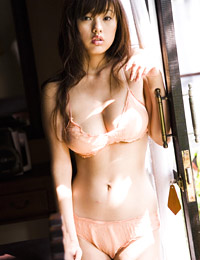Model sayuki matsumoto in so kiss me 4